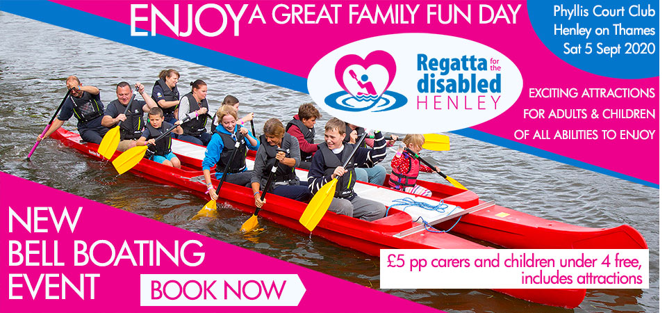 Enjoy a great family fun day. Phyllis Court Club, Henley on Thames, Sat 5 Sept 2020